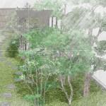 坪庭のイメージ