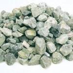 クラッシュストーン アクアブルー(石灰岩)