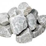 クラッシュロック スモールサイズ アッシュグレー(石英岩)