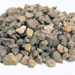 クラッシュストーン コーヒーマルン(石灰岩)