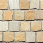 オークルストーン パールイエロー 90正方形(石英岩)