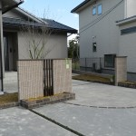 お庭とガーデニング