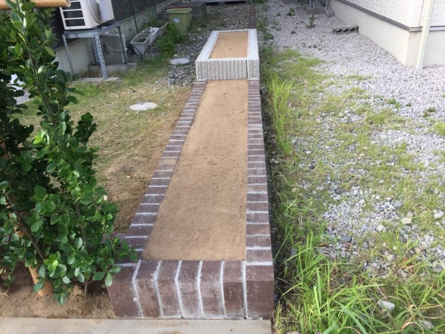 花壇・菜園スペース