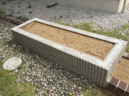 家庭菜園スペース