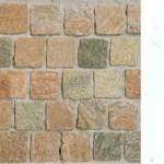 オークルストーン パールオーカー 90正方形(石英岩)
