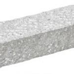 割肌ふち石 白みかげ(花崗岩)